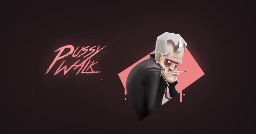 pussywalk